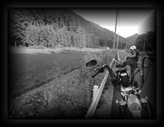 猪苗代湖ツーリング写真